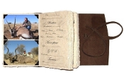 Ranch African journal w/ photo tabs