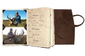 Ranch Hunting journal w/ photo tabs
