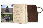 Ranch Turkey Hunting journal w/ photo tabs