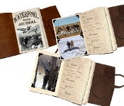 Ranch Waterfowl journal w/ photo tabs